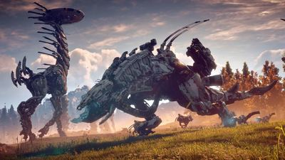 [Watch] New Horizon: Zero Dawn time lapse trailer gives a glimpse of the world before the machines