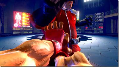 [Watch] Ultra Street Fighter 2 First-Person Mode on Nintendo Switch is Awesome