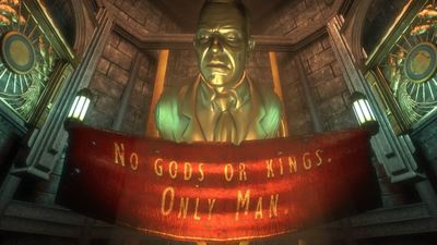 Apparently the BioShock movie was eight weeks away from shooting when it was canned