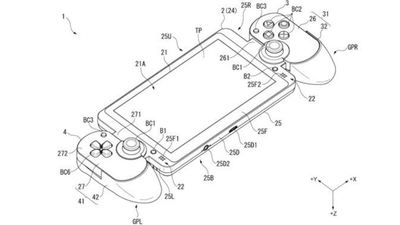 Switch like patent from Sony surfaces, but don't get too excited