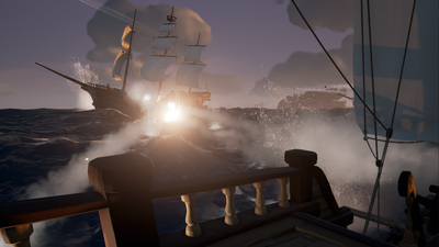 [Watch] Sea of Thieves releases video on new update that will bring undead enemies and fall damage