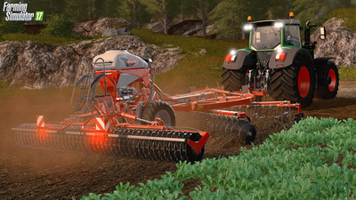 Farming Simulator 17 releases its KUHN equipment DLC pack
