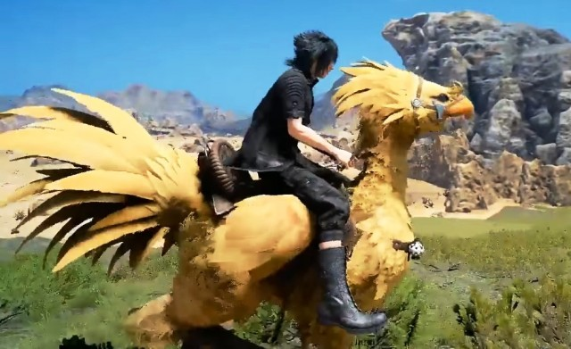 Ps4 pro patch for final fantasy 15 is rolling out no here for Final fantasy 15 fishing guide