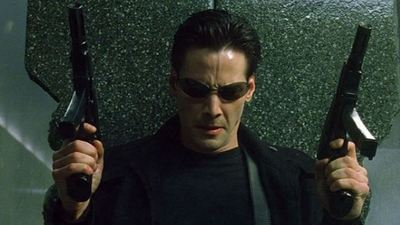 Keanu Reeves is game for a fourth Matrix movie