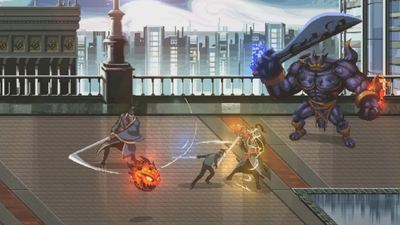 Final Fantasy XV 2D side-scrolling spinoff, A King's Tale will be free to play next month