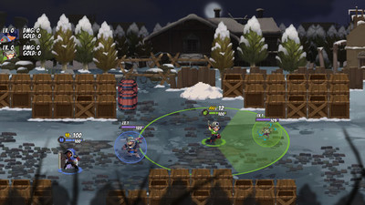[Watch] Rogue Legacy developers announce new game, Full Metal Furies
