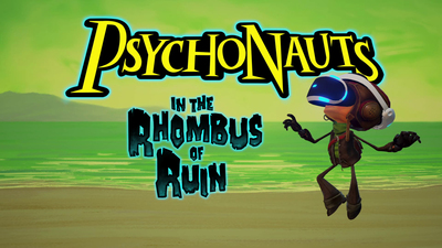 Review: Psychonauts in the Rhombus of Ruin is the return to Psychonauts we've been waiting for