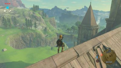 [Watch] A semi-spoilery trailer of The Legend of Zelda: Breath of the Wild is causing a bit of a stir on social media
