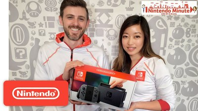 [Watch] The Official Nintendo Switch Unboxing Shows All the Pieces Inside