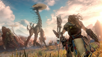 [Watch] Horizon: Zero Dawn's launch trailer gets scored by Hans Zimmer