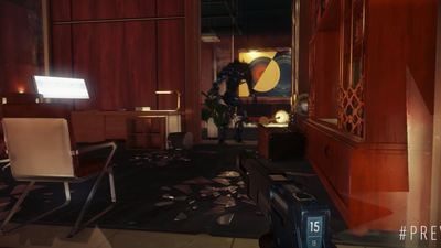 [Watch] Latest Prey trailer shows off one of the first alien abilities you learn
