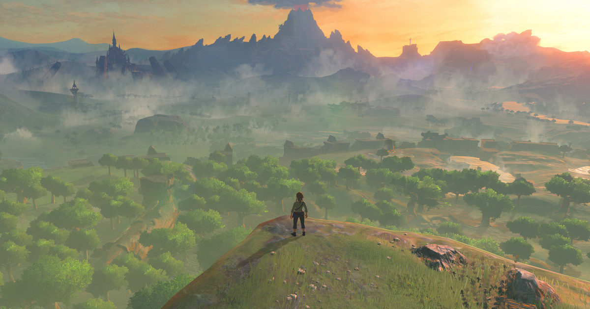 Preview: Zelda Breath of the Wild