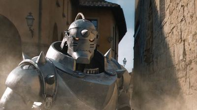 Live-Action Fullmetal Alchemist movie gets release date and a look at Alphonse