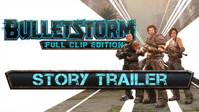[Watch] Bulletstorm gets a Remaster and A Playable... DUKE NUKEM??