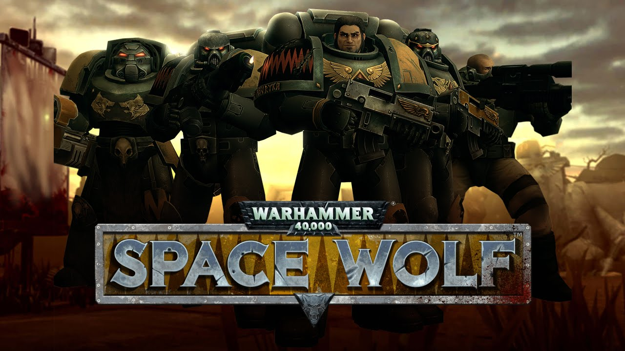 Preview: Warhammer 40,000 Space Wolf, a mobile to PC port done right
