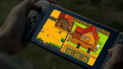 Stardew Valley Announced for Switch, with Multiplayer