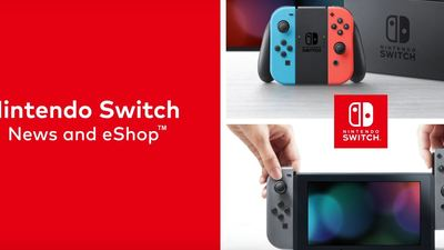 [Watch] Nintendo details Nintendo Switch's eShop and News features