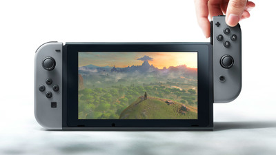 Review: Nintendo Switch (Pre-Day One Patch Edition)