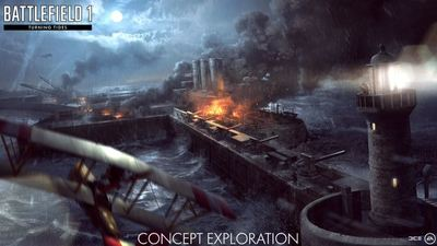 Next three Battlefield 1 expansions get titled, concept art and details