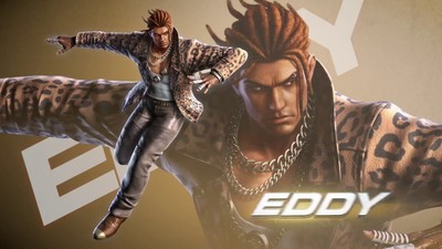 [Watch] Tekken 7 Reveals Eddy Gordo's Return