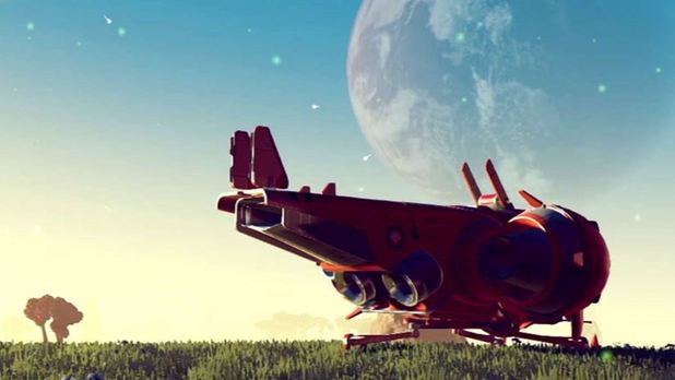 No Man's Sky Foundation Update; Game Wins Award at GDC 2017