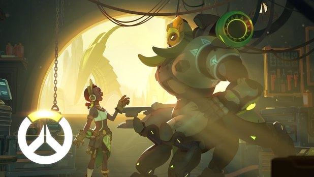 [Watch] Overwatch Has a New Hero! Orisa the Guardian Robot of Numbani