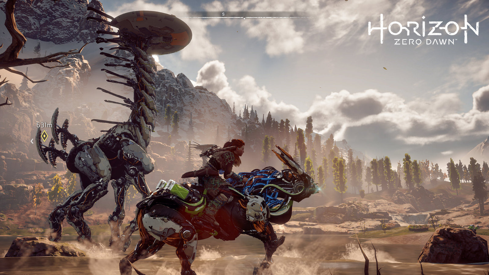 Horizon Zero Dawn Soundtrack is Out of Spotify