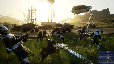Final Fantasy XV is on sale 40% off through the weekend on PS4