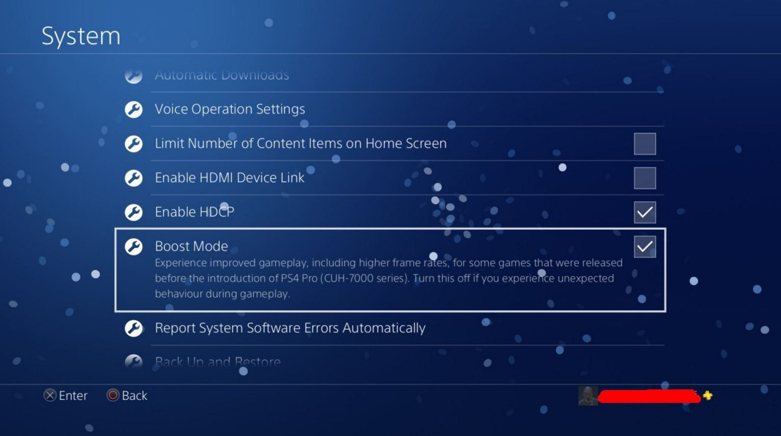 how to boost ps4 download speed