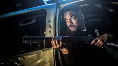 Netflix's Bright reveals some new screenshots featuring Will Smith and his Orc partner