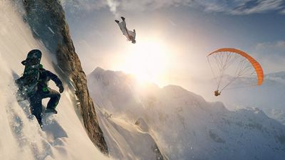 Steep will be free to play and on sale this weekend