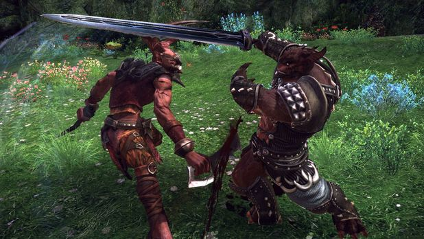 MMORPG Tera Announced for PS4 and Xbox One in 2017 and There's a Beta