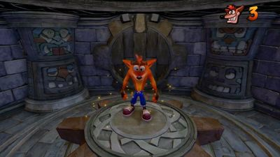 [Watch] First look at remastered Crash Bandicoot 2 level in Crash Bandicoot N. Sane Trilogy!