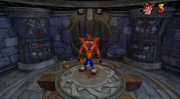 Crash Bandicoot N. Sane
