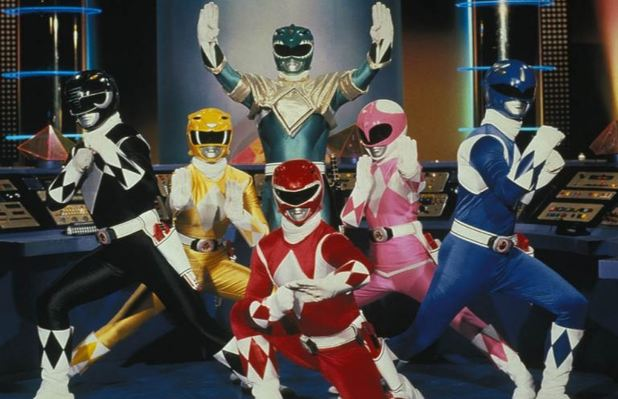 Twitch will be marathoning all 831 episodes of Power Rangers