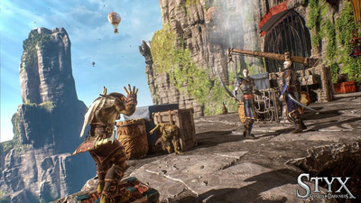 [Watch] Styx: Shards of Darkness releases its Launch Trailer ahead of release