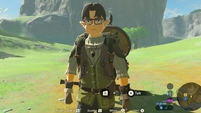 [Watch] Is This Zelda: Breath of the Wild NPC a Tribute to the Late Satoru Iwata?