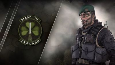 Call of Duty: Modern Warfare Remastered is getting a St. Patrick's Day themed event