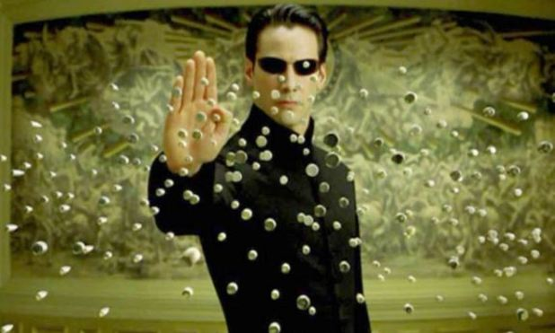 The Matrix reboot reportedly in development