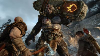 PS4's God of War gets another ad in Spain, this time it is bigger