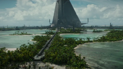 Rogue One Director: One of Star Wars Coolest Planets Was Named After a Coffee Scew-up