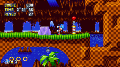 Sonic Mania Delayed to Summer 2017, New Level Teaser