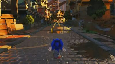 [Watch] First Look at New Project Sonic 2017 'Sonic Forces'