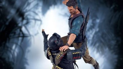 Sony reveals limited edition Uncharted 4: A Thief's End statue