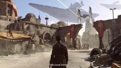 Rumor: First trailer for Visceral's Star Wars game to debut at Star Wars Celebration