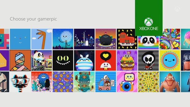xbox 1 how to download gamerpic