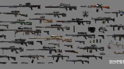 Sniper: Ghost Warrior 3 shows off its weapon variety via modifications