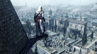 An Assassin's Creed TV Show is officially in the works