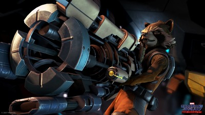Rumor: Telltale's Guardians of the Galax Has a Release Date