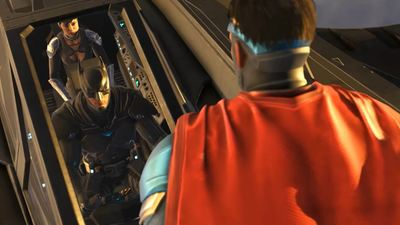 [Watch] Injustice 2 'Shattered Alliances Part 3' has Supergirl fighting Superman, Black Adam